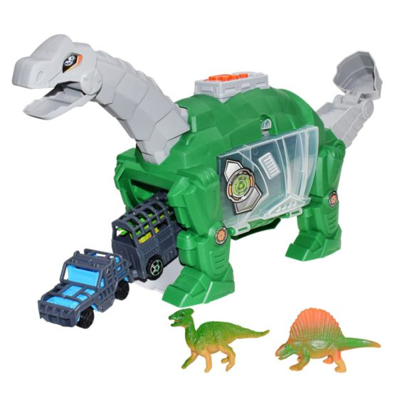 Dinosaur Storage Carrier (Cars and Dinosaurs Included)
