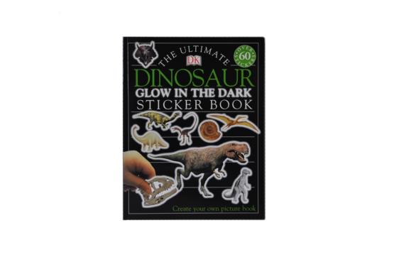 The Ultimate Glow in the Dark Sticker Book