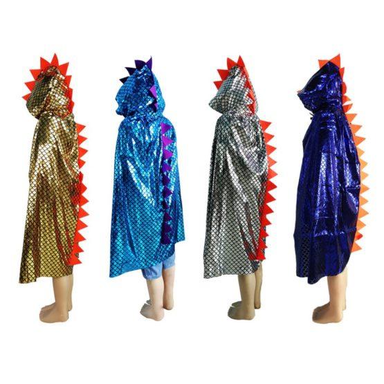 Shiny Dinosaur Cloak